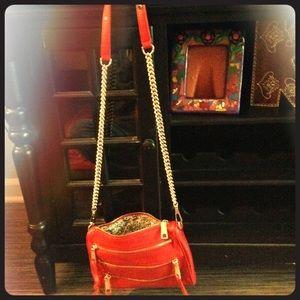 Red Rebecca Minkoff purse